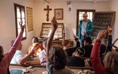 Schullandwoche der 1. Klassen vom 4.-8.10.2021 in  Altenmarkt im Pongau